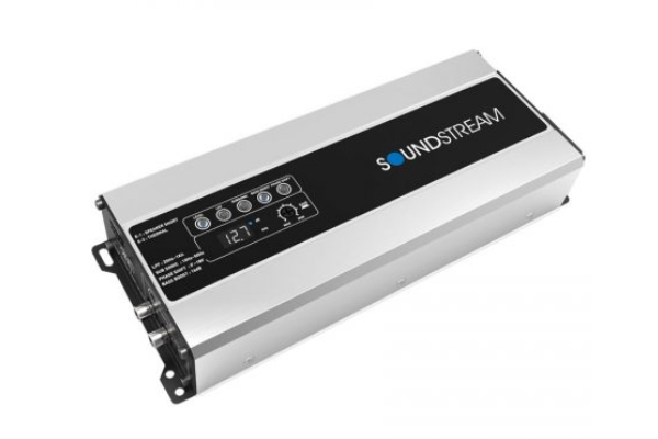 DPA5.2000D / Digital Pre-Amp 2,000 Watt Class D 5 Channel Amplifier