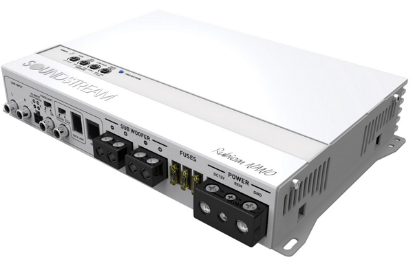 MR5.2000D / 5 CH RUBICON NANO MARINE AMPLIFIER