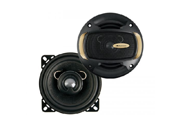 "SS.402 / Spectrum Series 4"" 2-Way Coaxial Full Range Speakers"