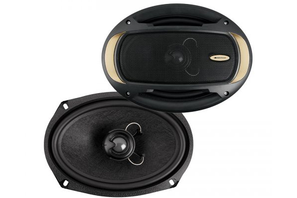 "SS.692 / Spectrum Series 6″x9"" 2-Way Coaxial Full Range Speakers"