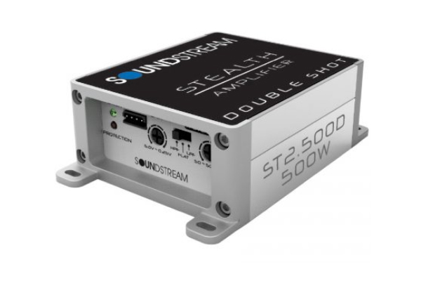 ST2.500D / Stealth Series 500w Class D 2ch. Amplifier