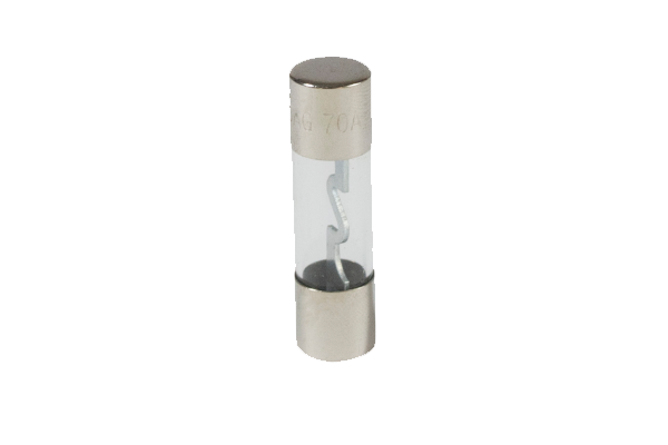 SSAGU70S / 70A Agu Fuse - 5 Per Pack Satin Finish