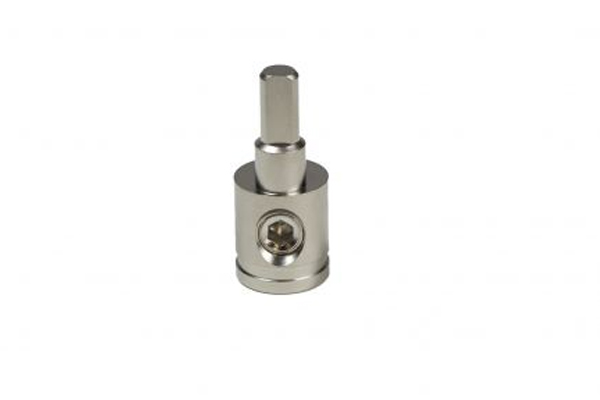 SSGA104 / 0 to 4 Ga Setscrew Gauge Adapter