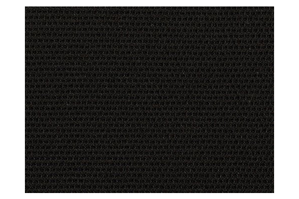 CLOTHBLK / BLACK SOLAR GRILL CLOTH 66