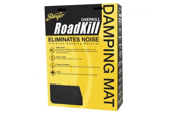 RKO12 / OVERKILL FOAM DAMPING MAT