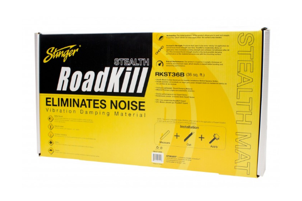 RKST36B / ROADKILL STEALTH BLACK BULK PACK
