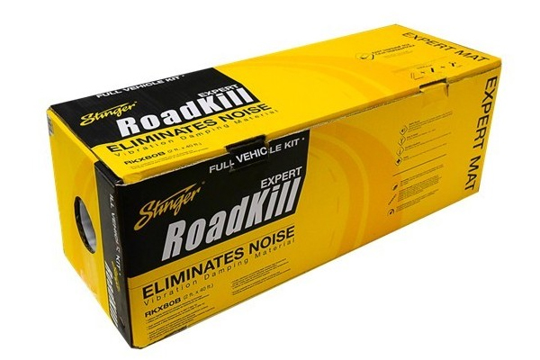 RKX80B / Bulk 80 Ft Roll RK Expert Black Foil