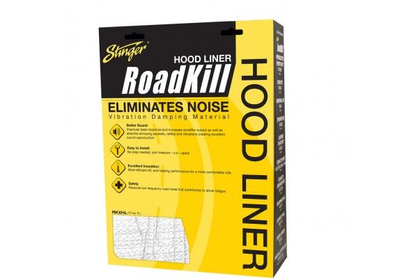 RKXHL / ROADKILL HOOD LINER DAMPING KIT