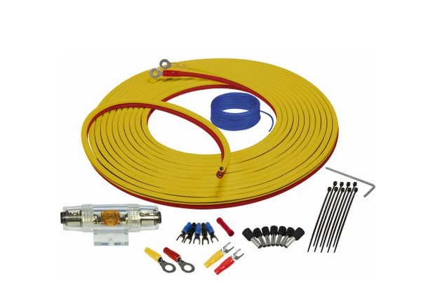 SEA4283 / Marine Complete Amplifier Installation Kit 8GA/3meter