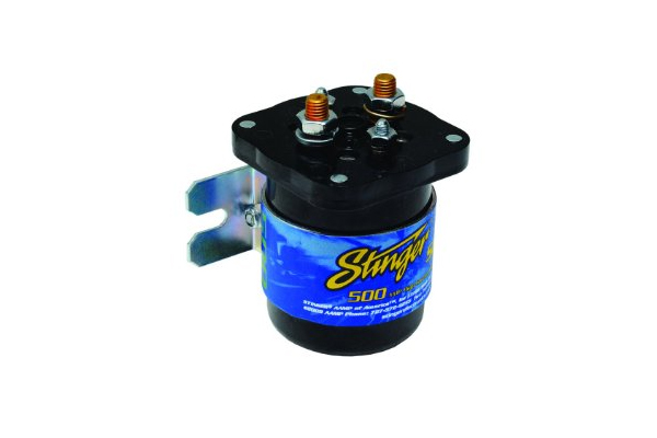 SGP35 / STINGER 500 AMP RELAY / ISOLATOR