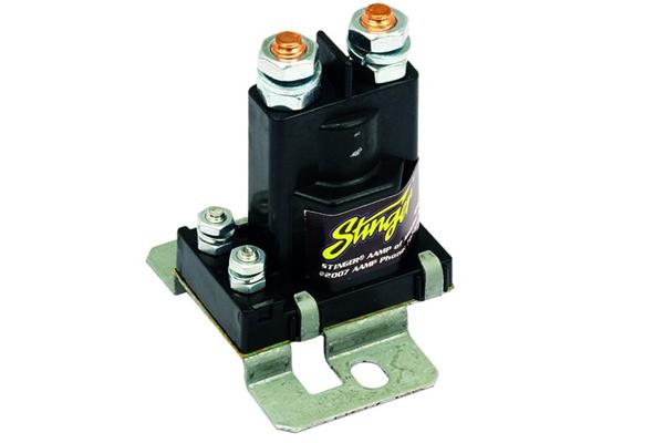 SGP38 / STINGER 80AMP RELAY & BATT ISO