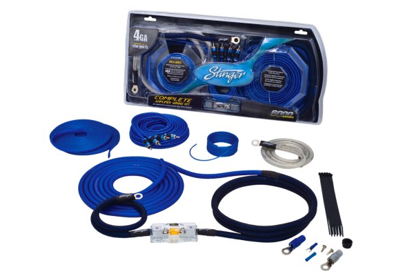 SK6641 / 4GA 6000 SERIES COMPLETE POWER KIT