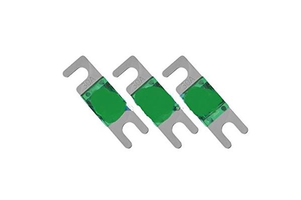 SPF5830 / 3PK OF 30 AMP MIDI FUSES