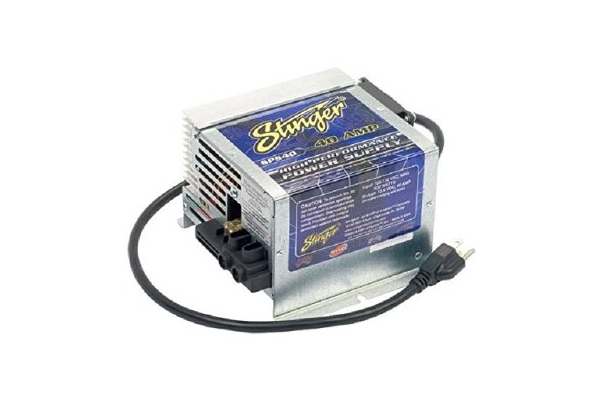 SPS40 / 40 AMP STINGER POWER SUPPLY