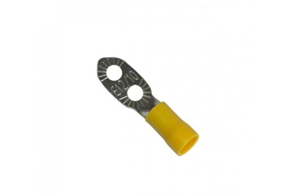 SPTE311210 / 12/10 Ga Expert Ground 50Pack Earl Terminal Zinc Bulk 50 Pcs