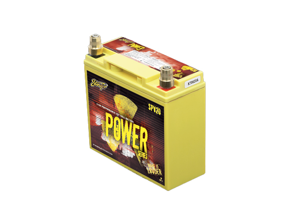 SPV20 / *POWER BATTERY 7.12
