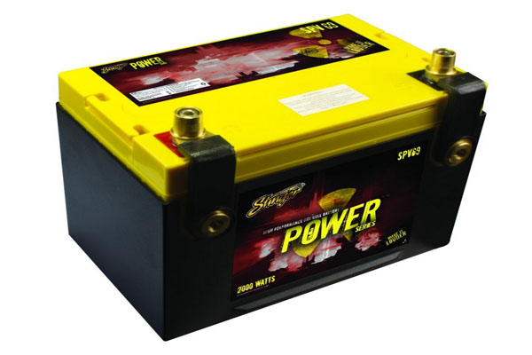 SPV69C / *69AH DRY CELL BATTERY DUAL POST