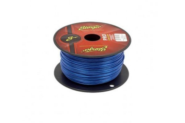 SPW318TU / TRANSLUCENT BLUE 18GA 500FT'