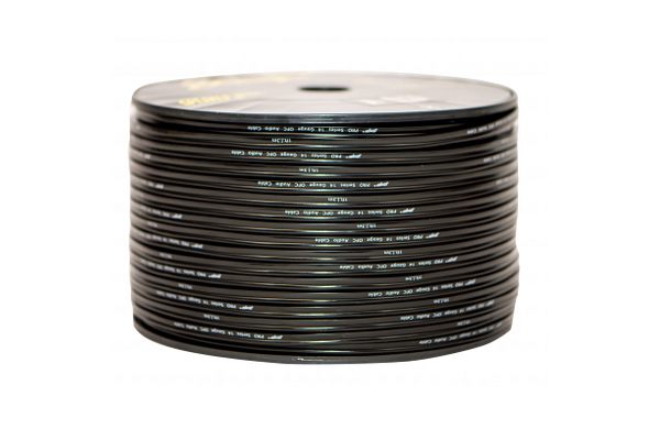 SPW514BK / 14 GA BLACK SPEAKER WIRE 500FT'