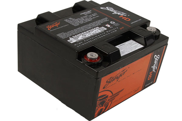 SPX925HD / AGM BATTERY FOR SELECT HARLEY &