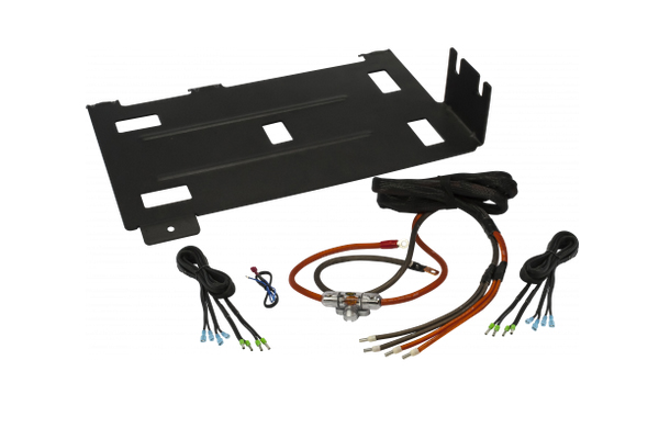 SPXRZR4242 / Polaris RZR Dual Amplifier Installation Kit 2014-Present Polaris RZR 900/1000