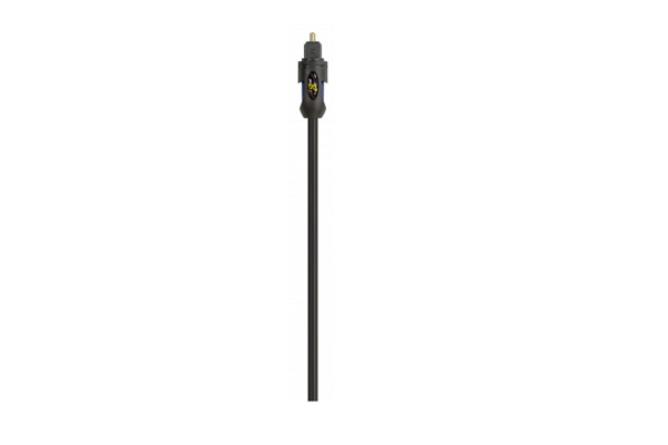 XI1117 / X1 Series Fiber Optic Cable with TosLink Connectors, Length: 17Ft/5.2m