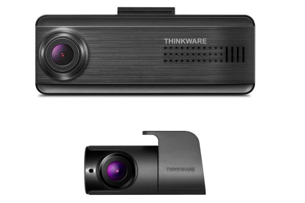 F200PROD32CH / 2-CHANNEL DASHCAM, DUAL 1080P CAMERAS, WIFI, 32GB, HARDWIRE