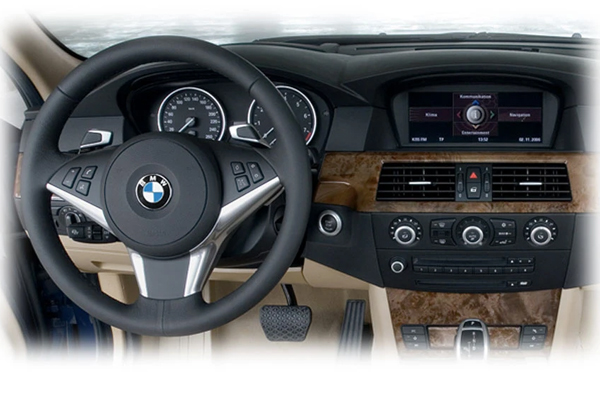 IC-BMW-CCC / BACKUP & FRONT VIEW CAMERA INTERFACE BMW