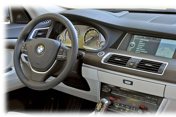 IC-CIC / BACKUP & FRONT VIEW CAMERA INTERFACE BMW