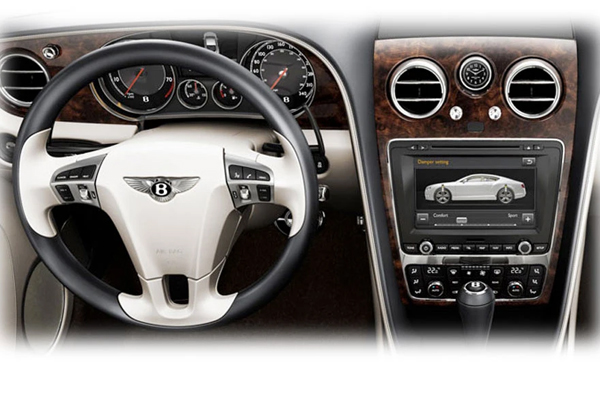 IT2-BNT / CARPLAY / ANDROID AUTO INTERFACE BENTLEY