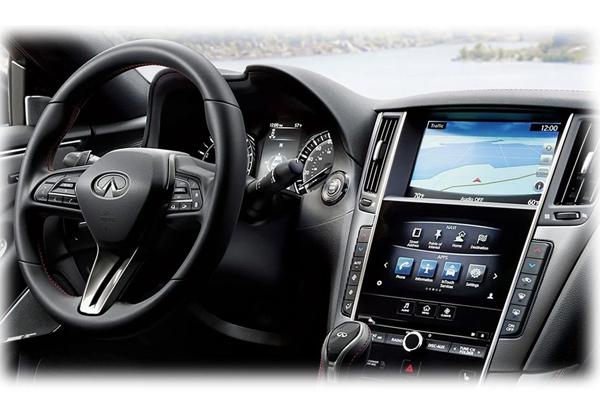IT2-INF-Q / CARPLAY / ANDROID AUTO INTERFACE INFINITI
