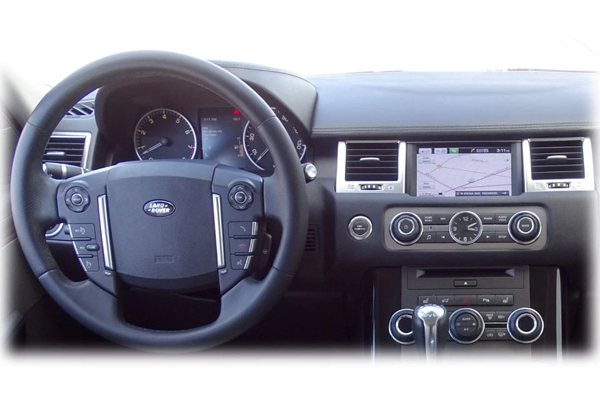 IT2-LR12 / CARPLAY / ANDROID AUTO INTERFACE JAGUAR / LAND ROVER