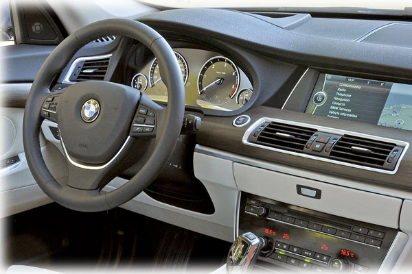 IT3-CIC / CARPLAY / ANDROID AUTO INTERFACE BMW