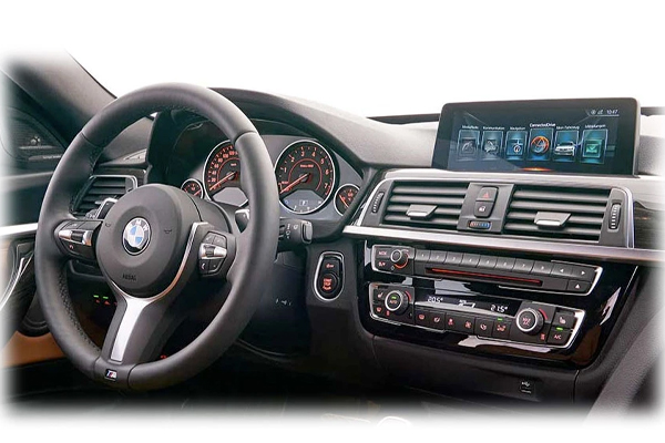 IT3-EVO / CARPLAY / ANDROID AUTO INTERFACE BMW