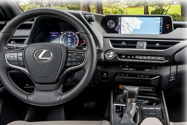 IT3-LEX19 / CARPLAY / ANDROID AUTO INTERFACE LEXUS